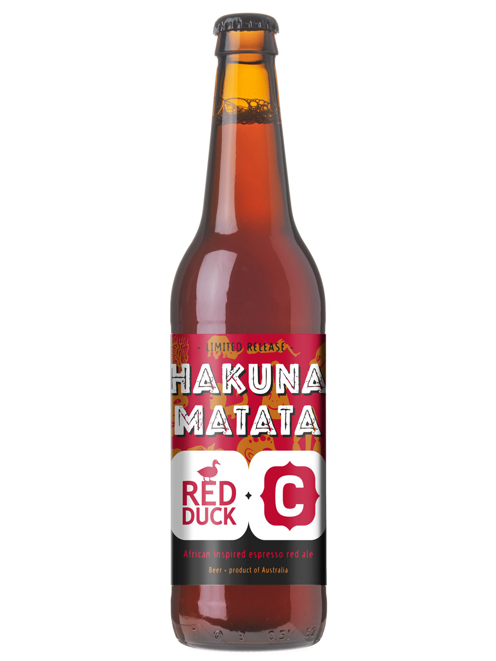 HAKUNA MATATA 500ml bottle WEB 1332