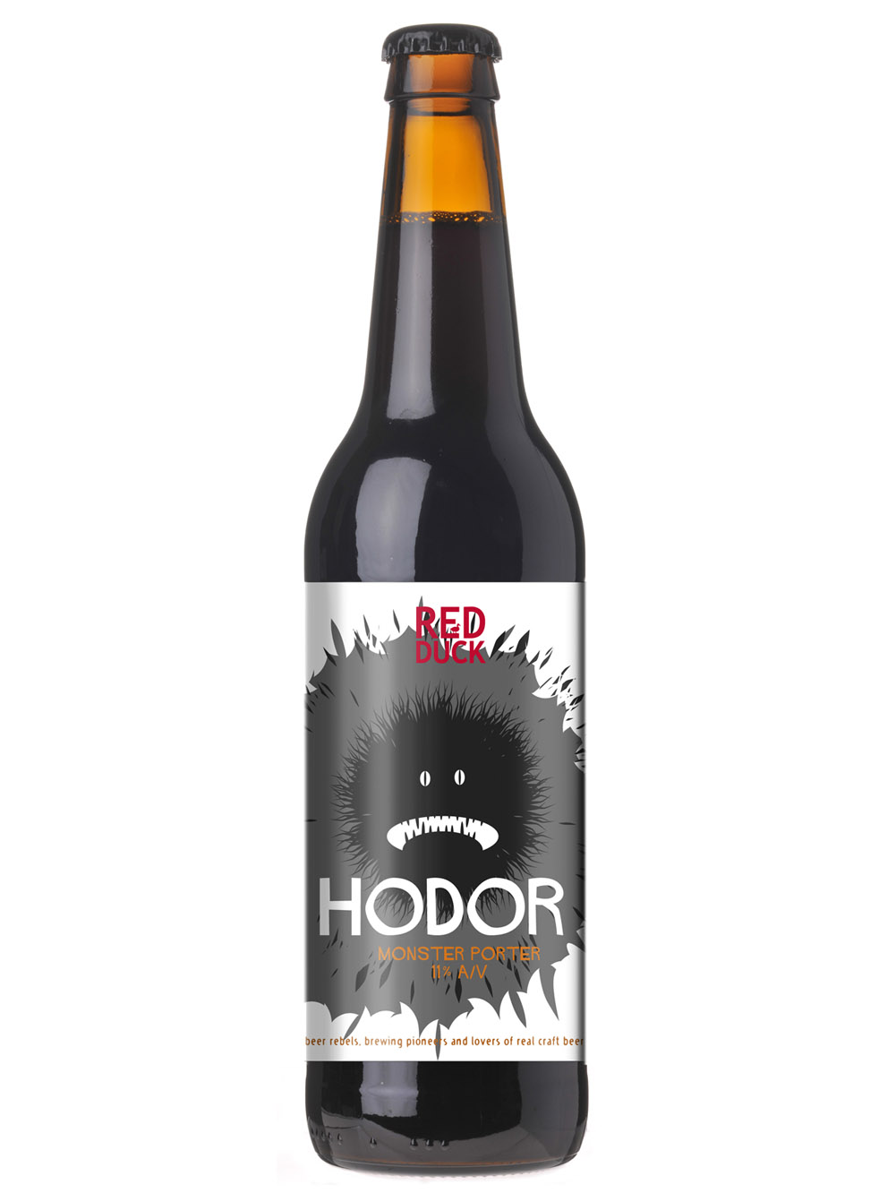 WEB Hodor 500ml bottle